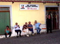 Davanti al bar.  - Montagnareale (2918 clic)