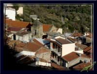La Chiesa Matrice vista da S.sebastiano.  - Montagnareale (1737 clic)