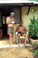 Reduce da un brutto incidente motociclistico a Samanà nella Repubblica Dominicana.  - Montagnareale (3271 clic)