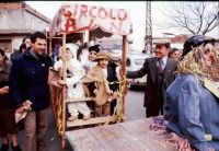 Carnevale a Montagnareale. Da sinistra:Olindo Blandano,Valentino Di blanco e Antonino Palmeri.  - Montagnareale (3849 clic)