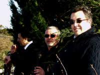 Calogero,Gianni e Rosario.  - Montagnareale (3019 clic)