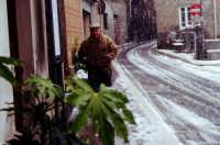 Achille sotto la neve.  - Montagnareale (3044 clic)