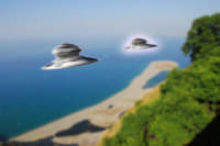 UFO su Marinello.  - Patti (6911 clic)