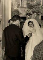 Vecchie foto:Matrimonio Mario Spinella e SALVINA  CALABRO'. 0004.  - Sorrentini di patti (4765 clic)