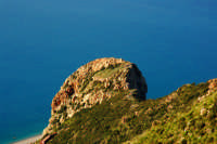 La Splendida Rocca Di Capo Calavà. DSC_0073b.  - Gioiosa marea (6799 clic)