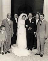 Vecchie foto:Matrimonio Mario Spinella e Salvina Calabro'. 0009.  - Sorrentini di patti (4298 clic)