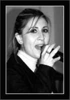 La bravissima cantante Ketty Pizzo. DSC_1376-BeN-corn.  - Patti (4257 clic)