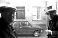 Don Carmelo Blandano e Don Giovannino U Floriu.  - Montagnareale (4061 clic)