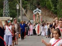 S.Sebastiano,Processione.  - Montagnareale (2092 clic)