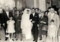 Vecchie foto:Matrimonio Mario Spinella e Salvina Calabro'. 0010.  - Sorrentini di patti (5000 clic)
