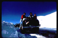 Gita sull'Etna con la mia Land Rover.  - Montagnareale (3283 clic)