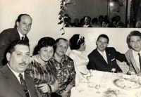 Vecchie foto:Matrimonio Mario Spinella e Salvina Calabro'. 0013.  - Sorrentini di patti (3226 clic)