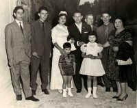 Vecchie foto:Matrimonio Mario Spinella e Salvina Calabro'. 0016.  - Sorrentini di patti (3126 clic)
