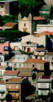 il paese  - Montagnareale (1945 clic)