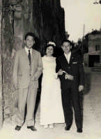Vecchie foto:Matrimonio Mario Spinella e Salvina Calabro'. 0018.  - Sorrentini di patti (3436 clic)