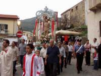 S.Sebastiano,Processione.  - Montagnareale (2084 clic)