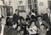 Vecchie foto:Matrimonio Mario Spinella e Salvina Calabro'. 0023.  - Sorrentini di patti (3651 clic)