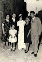 Vecchie foto:Matrimonio Mario Spinella e Salvina Calabro'. 0024.  - Sorrentini di patti (4878 clic)