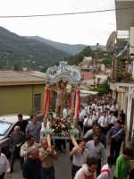 S.Sebastiano,Processione.  - Montagnareale (1936 clic)