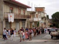 S.Sebastiano,Processione.  - Montagnareale (2049 clic)