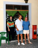 Vecchie foto:Salvatore Buzzanca,Antonio Cappadona e Giuseppe Caleca prematuramente scomparso lo scorso anno.  - Montagnareale (6088 clic)