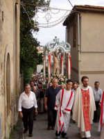 S.Sebastiano,Processione.  - Montagnareale (2079 clic)