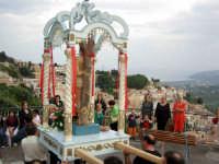 S.Sebastiano,Processione.  - Montagnareale (2087 clic)