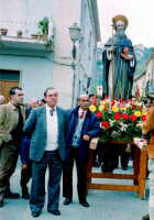 Gaetano De Luca,Salvatore Calabrese e Antonio Di Blanco.  - Montagnareale (3461 clic)