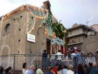 S.Sebastiano,Processione.  - Montagnareale (2052 clic)