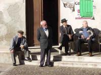Da sin.Nino Cottone,Zimmitti,Nino Buzzanca e Nunzio Milici.  - Montagnareale (3571 clic)