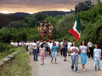 Processione di S.Teodoro Martire.  - Sorrentini di patti (5486 clic)
