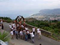 Processione di S.Teodoro Martire.  - Sorrentini di patti (6521 clic)