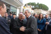 il Vescovo di Patti,Il Pres.della Prov.di Messina e il Sindaco di Montagnareale Anna Sidoti.DSC_4900  - Montagnareale (3438 clic)