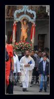 processione di San Sebastiano 26/sett/2010 DSC_6624b  - Montagnareale (4393 clic)