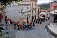 processione di San Sebastiano 26/sett/2010 DSC_6689  - Montagnareale (4476 clic)