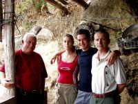 Mario Spinella,Fatima,Gianmarco e Piero Palmeri.  - Montagnareale (3550 clic)