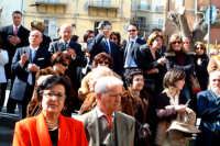 Matrimonio. Davanti alla Chiesa aspettando gli Sposi.  - Patti (6207 clic)
