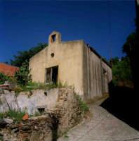 La chiesetta di Montecaruso,fraz.di Montagnareale (2441 clic)
