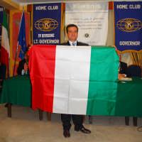 E'nato il nuovo Kiwanis Club Patti Montagnareale; Il neo Presidente Antonio Napoli.  - Patti (3339 clic)