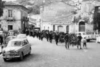 P.zza S.Caterina;Funerale.  - Montagnareale (4270 clic)