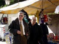 Il Prof.Nino casamento e Olindo Blandano.  - Montagnareale (3111 clic)