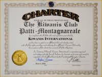 E'nato il nuovo Kiwanis Club Patti Montagnareale;  - Patti (3123 clic)