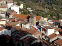 Montagnareale,paesaggio,chiesa Madre.  - Montagnareale (2284 clic)