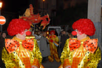 Sfilata in maschera a Montagnareale  - Montagnareale (3387 clic)
