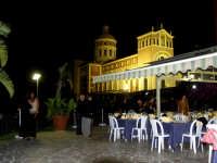 Rotary Club Patti:Rist.Tyndaris. Sullo Sfondo il Santuario della Madonna del Tindari.  - Patti (4097 clic)