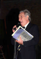 PREMIO NOTO 2005. Il Bravissimo conduttore della serata Basilio Caporlingua.  - Patti (3441 clic)