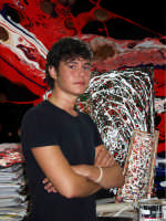 Mio figlio Gianmarco.  - Montagnareale (2754 clic)