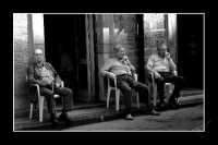 La Gente. DSC_0557-BeN-corn.  - Nicosia (4044 clic)