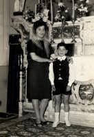 Vecchie foto:Fernanda Lo Presti e Mario Cappadona.  - Montagnareale (3660 clic)