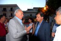Aldino Sardinfirri e Valdo Spini.  - Capo d'orlando (4205 clic)